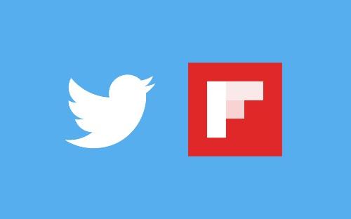 Follow and Favorite Flipboard on Twitter