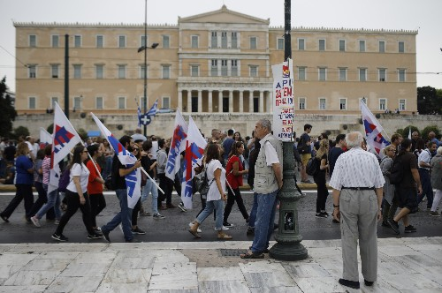 Strike in Greece disrupts island ferries, Athens transport