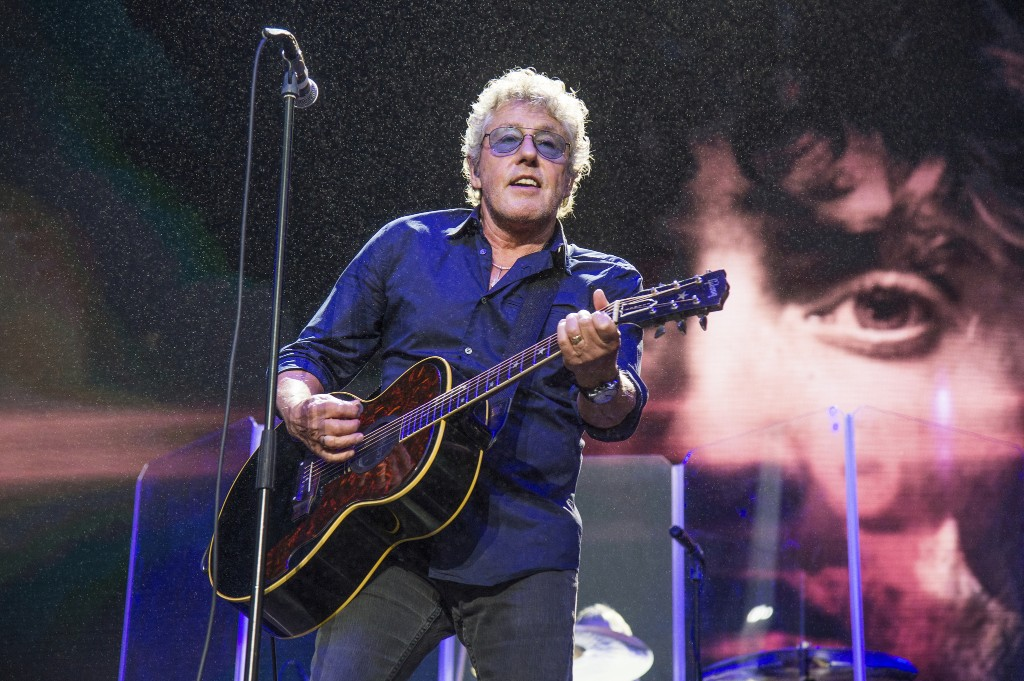 The Who's Roger Daltrey concerned about teens with cancer