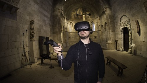 How museums are turning to virtual reality and apps to engage visitors