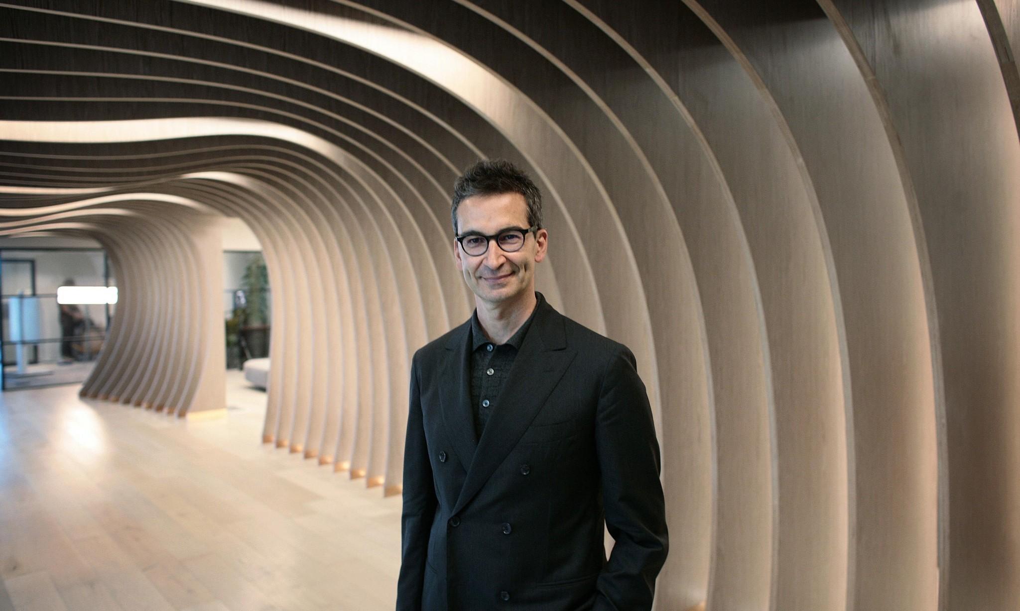 Net-a-Porter owner opens tech hub in London