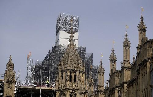 Notre Dame fire raises fears for UK's crumbling Parliament