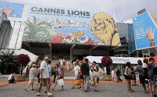5 Topics For…Cannes Lions