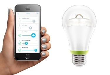 GE announces $15 connected LED light bulb controlled by Wink app