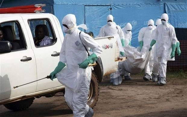 'Ebola is terrifying - and proves how unprepared we are for epidemics'