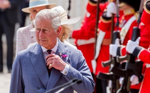 Why Is Prince Charles Buying Into Someone Else's Family Feud?