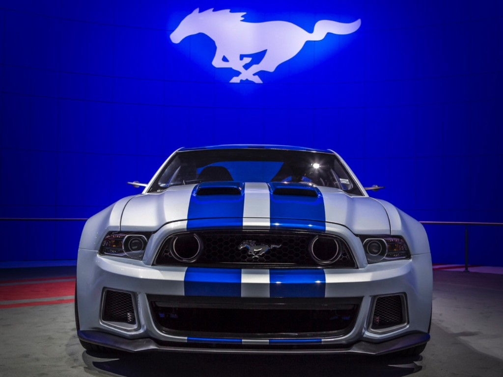 Ford Mustangs Are Cool - cover