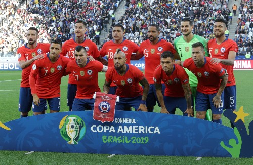 Chile players pull out of friendly against Peru