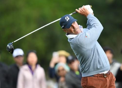 Golf: Kuchar hopes belated caddie payment preserves reputation