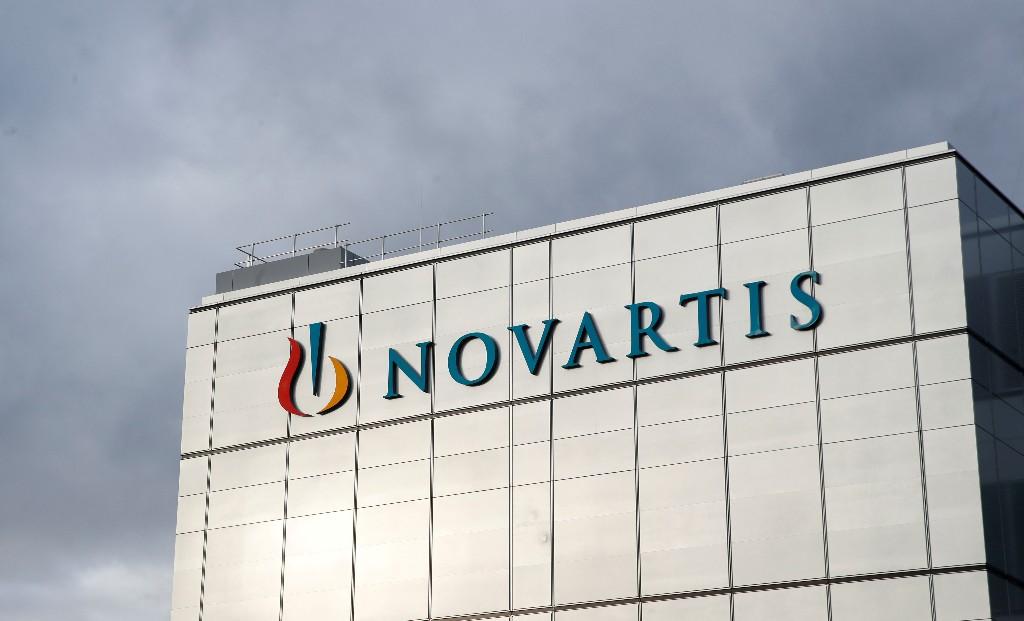 Milan judge seizes 2.3 million euros from Novartis in fraud probe