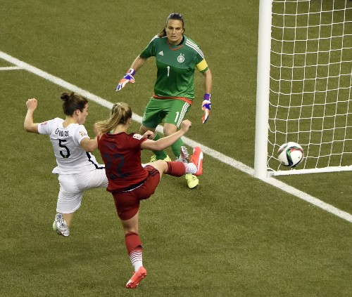 USA Defeats Germany to Advance to Women's World Cup Final