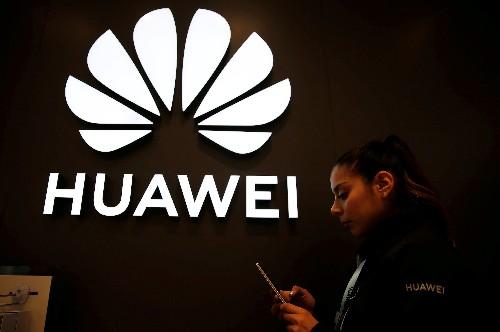 Bills targeting China's Huawei introduced in U.S. Congress