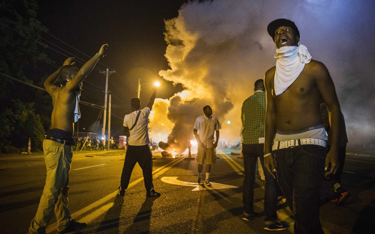 The Week in Review: Ferguson Aftermath