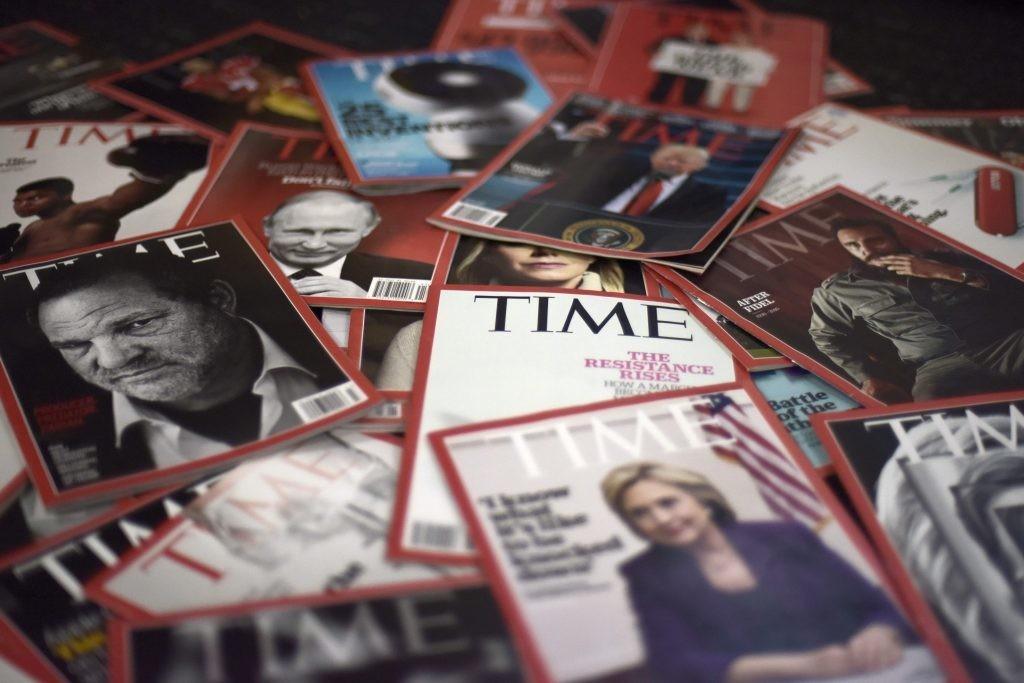 Tech News - Magazine cover