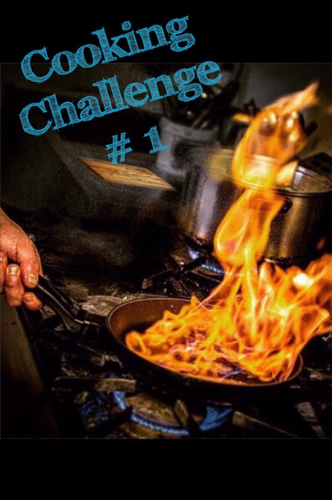 Cooking Challenge - cover