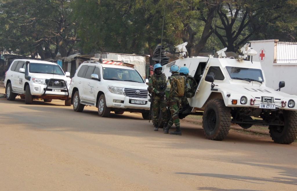Un casque bleu tué lors d'une embuscade en Centrafrique