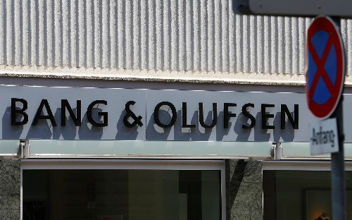Bang & Olufsen sees return to sales growth after bleak year