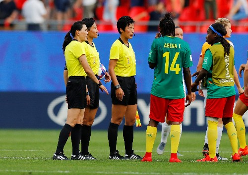 Soccer: FIFA begin disciplinary action against Cameroon after England defeat