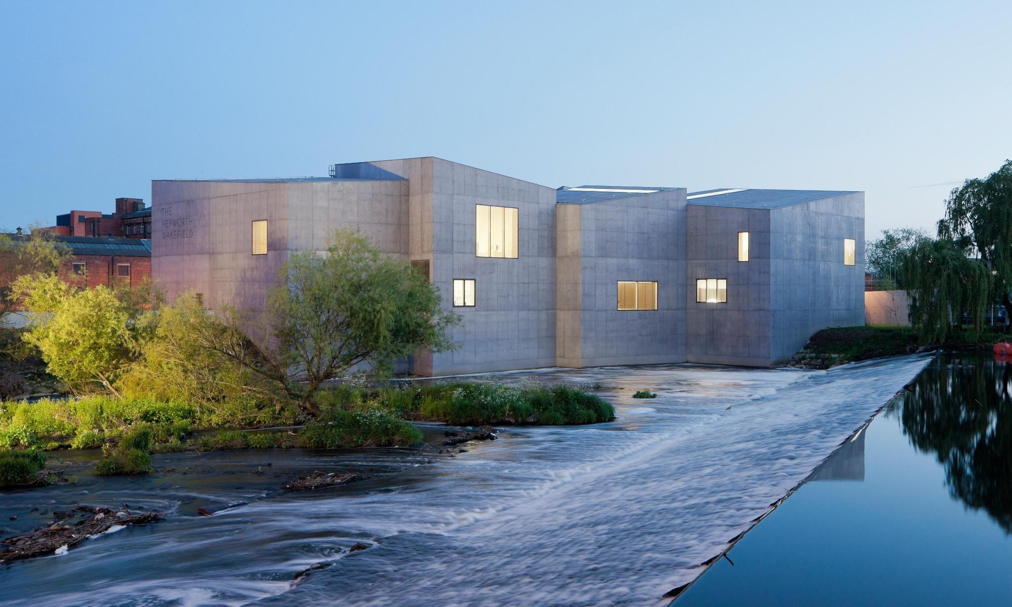 Hepworth Wakefield art gallery wins museum of the year award