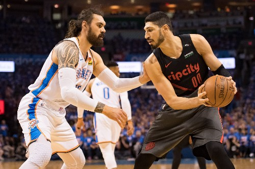 Blazers take 3-1 series lead after road win over Thunder