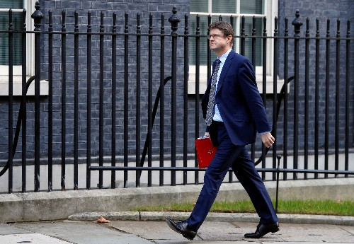 Three UK ministers throw weight behind Brexit delay to stop no-deal