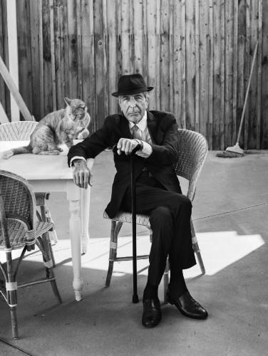 Leonard Cohen: A Final Interview