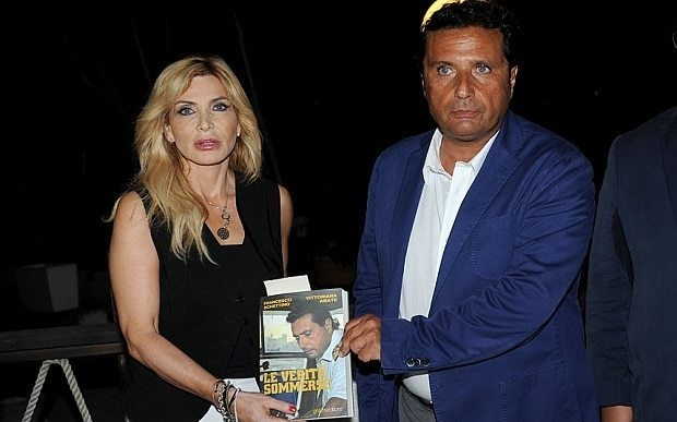 Costa Concordia captain forced to pull out of book signing after town protest