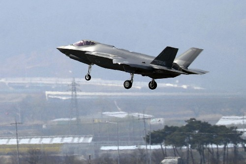US kicking NATO ally Turkey out of fighter program