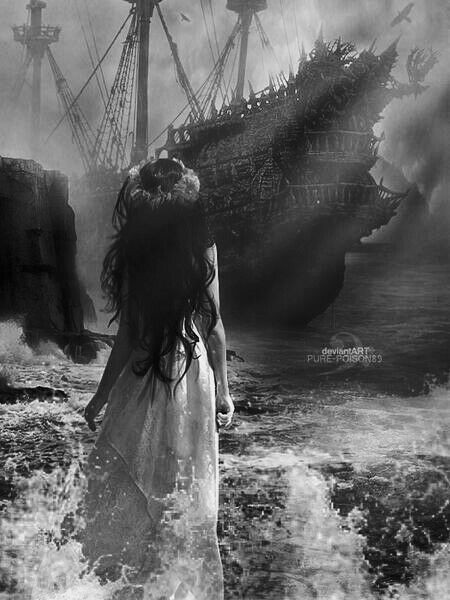👉Ben, o gemiyi limanla birlikte yaktım. İçinde ben de yandım. .. Ama yaktım.!!👈