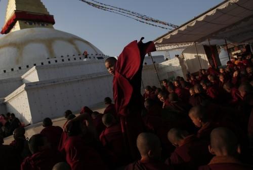 Espiritualidad y budismo