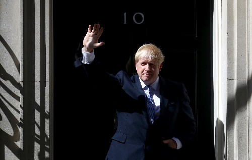 Stepping into power, Britain's Johnson seeks more diverse cabinet