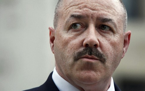 Ex-NYC police commish Kerik says he cried at being pardoned