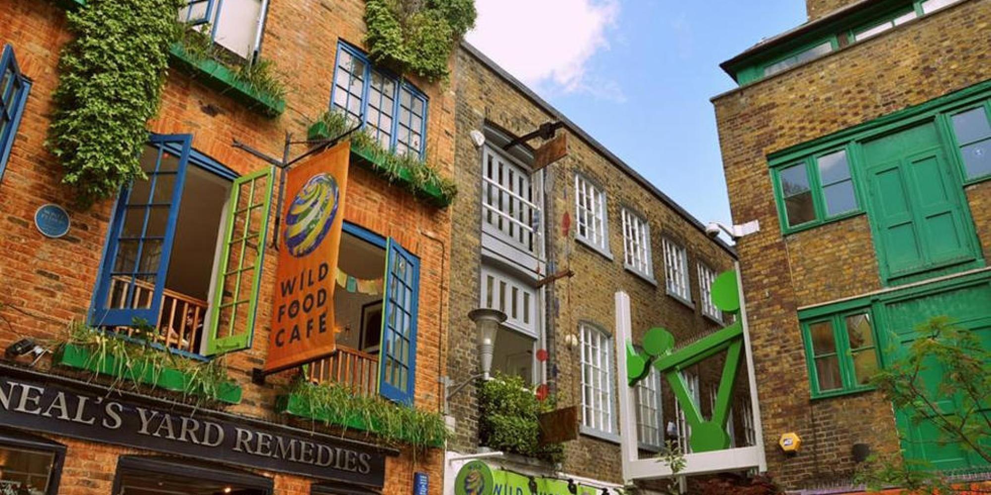 Ocho rincones secretos de Londres que seguramente no conocías (FOTOS)