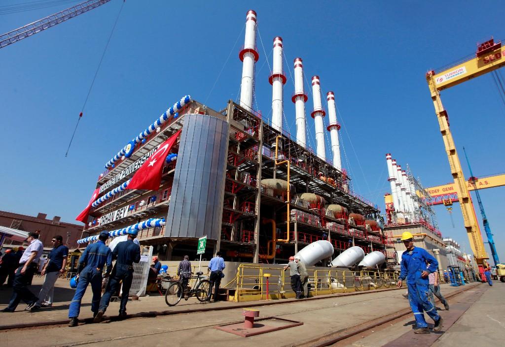 شركة طاقة تركية تستهدف إنهاء مشكلة انقطاع الكهرباء في غرب ليبيا