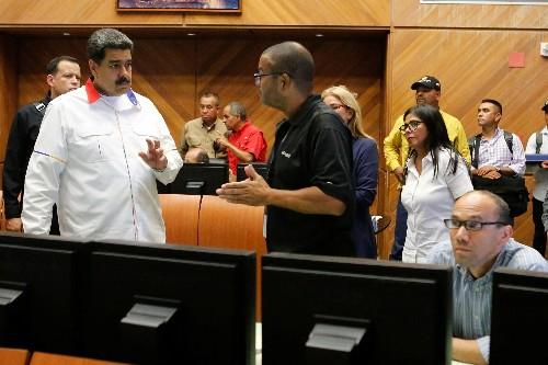 Venezuela's Maduro plans 'deep restructuring' of government: VP