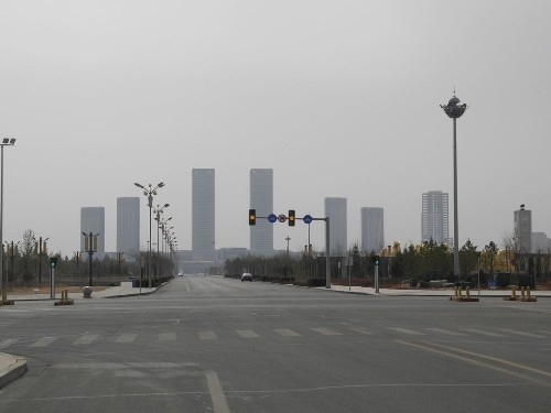 What Will Become Of China's Ghost Cities?
