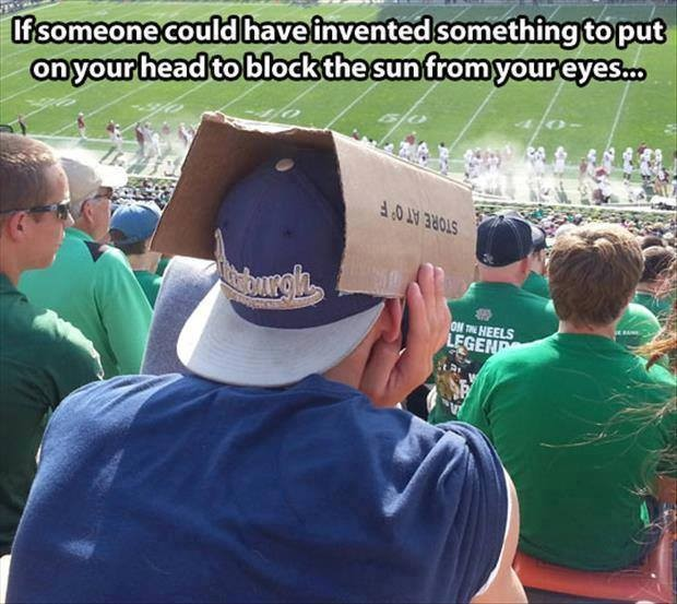 #Necessity is the father of all #inventions. Not #stupidity.