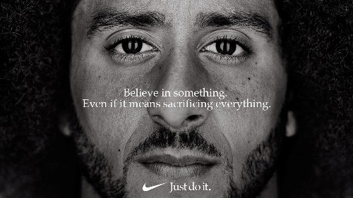 Trump targets Nike as Kaepernick ads spark boycott calls