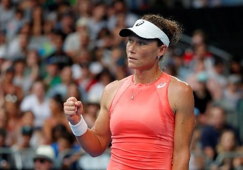 Tennis: Stosur prepared for qualifying battles to stop rankings slide