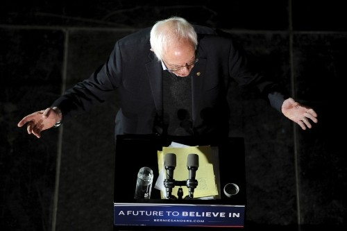 Bernie Sanders and the Liberal Imagination