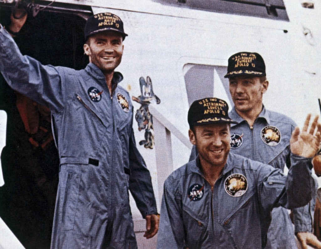 Remembering Apollo 13 in Pictures