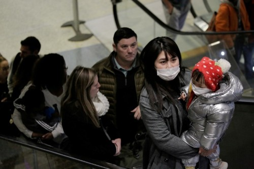 Canada girds for new coronavirus, 17 years after deadly SARS epidemic
