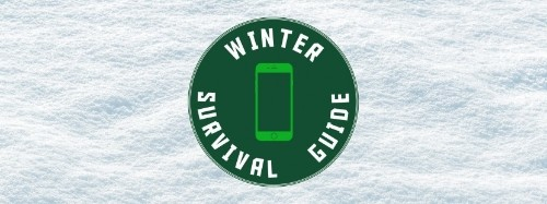 Winter Survival Guide for iPhone Lovers