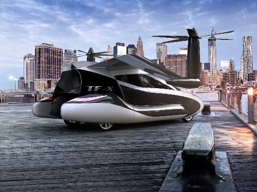 Is This Flying Car Company For Real?