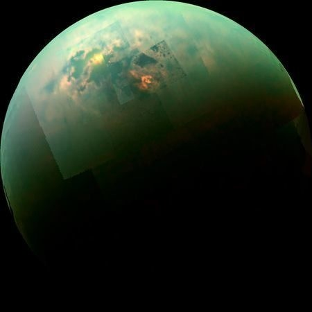 Now You See Them: 'Magic Islands' Appear on Saturn's Moon Titan