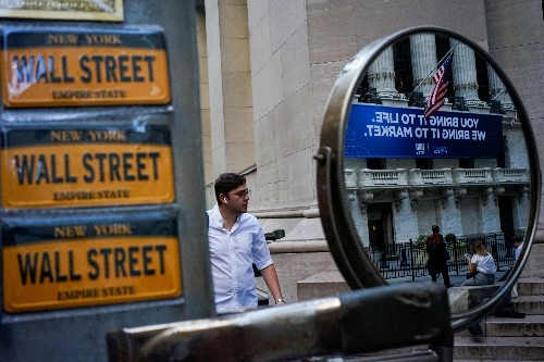 Wall Street en hausse après les bons résultats de la distribution