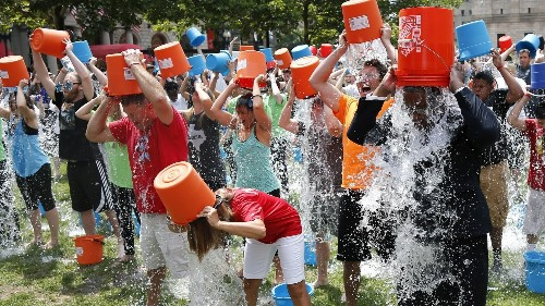 Think The ALS Ice Bucket Challenge Is Stupid? You're Wrong.