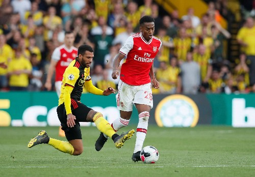 Watford battle back to salvage draw against Arsenal