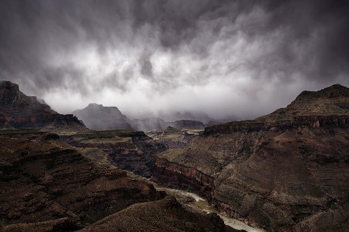 Are We Losing the Grand Canyon?