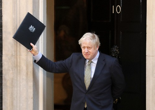Johnson's win may deliver Brexit but could risk UK's breakup